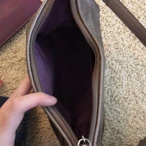 Coach Bags - Coach small metallic purse
